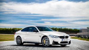 BMW M4 Competition Sport Background