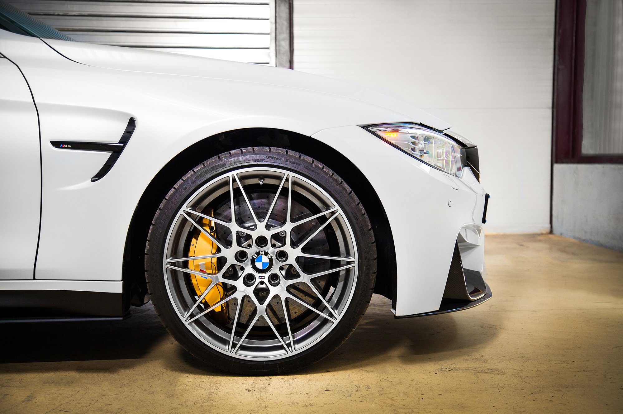 BMW M4 Competition Sport Photos