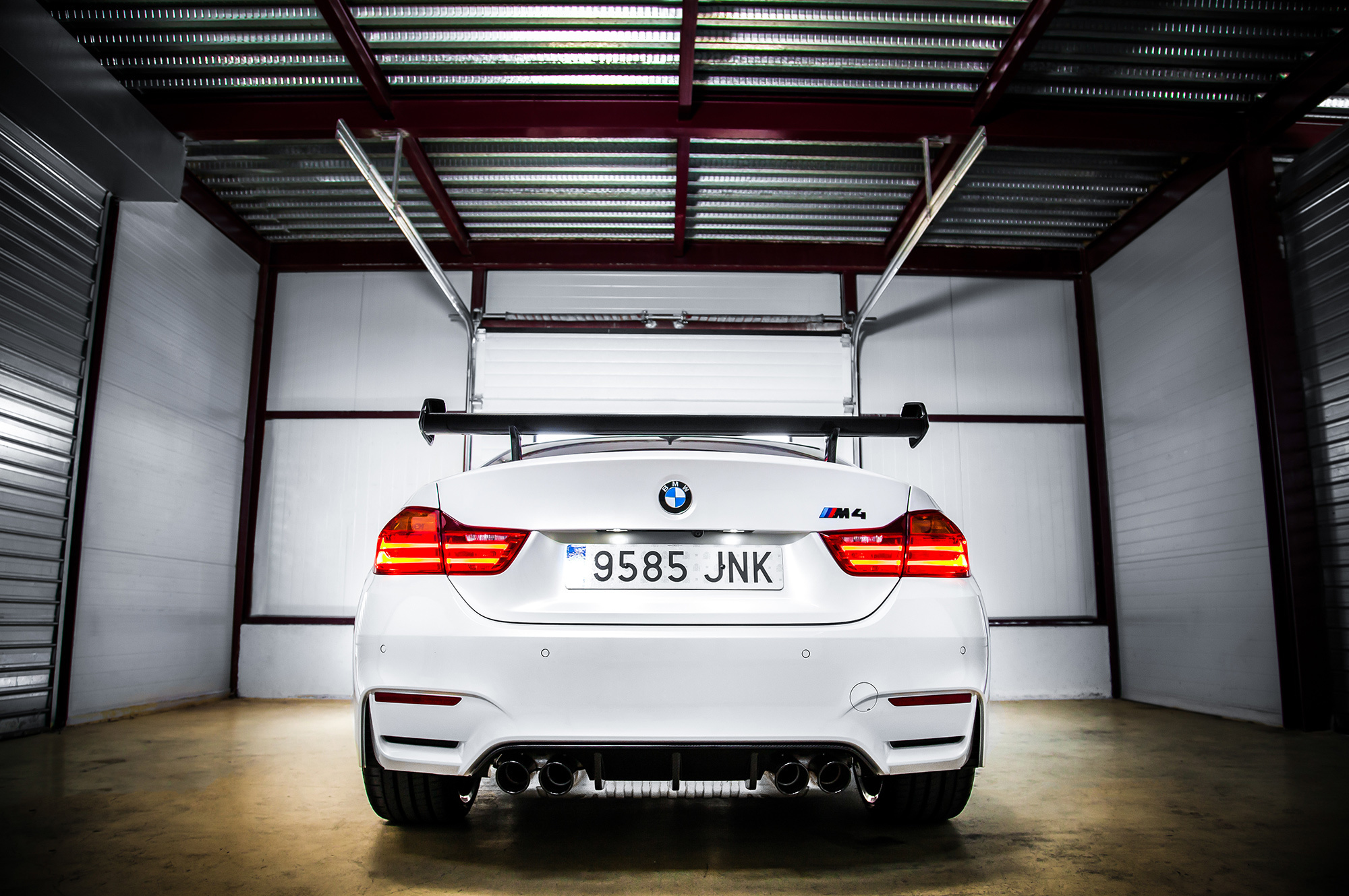 BMW M4 Competition Sport Wallpaper