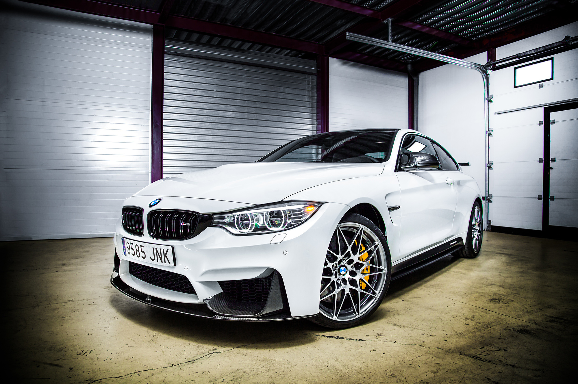 BMW M4 Competition Sport Wallpapers HD
