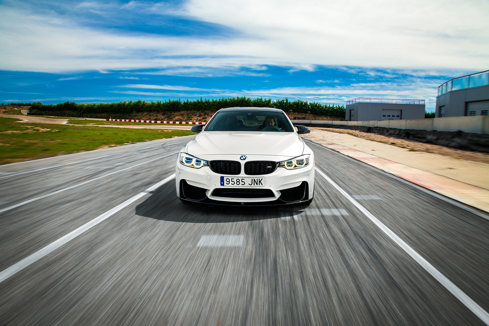 BMW M4 Competition Sport Wallpapers HQ