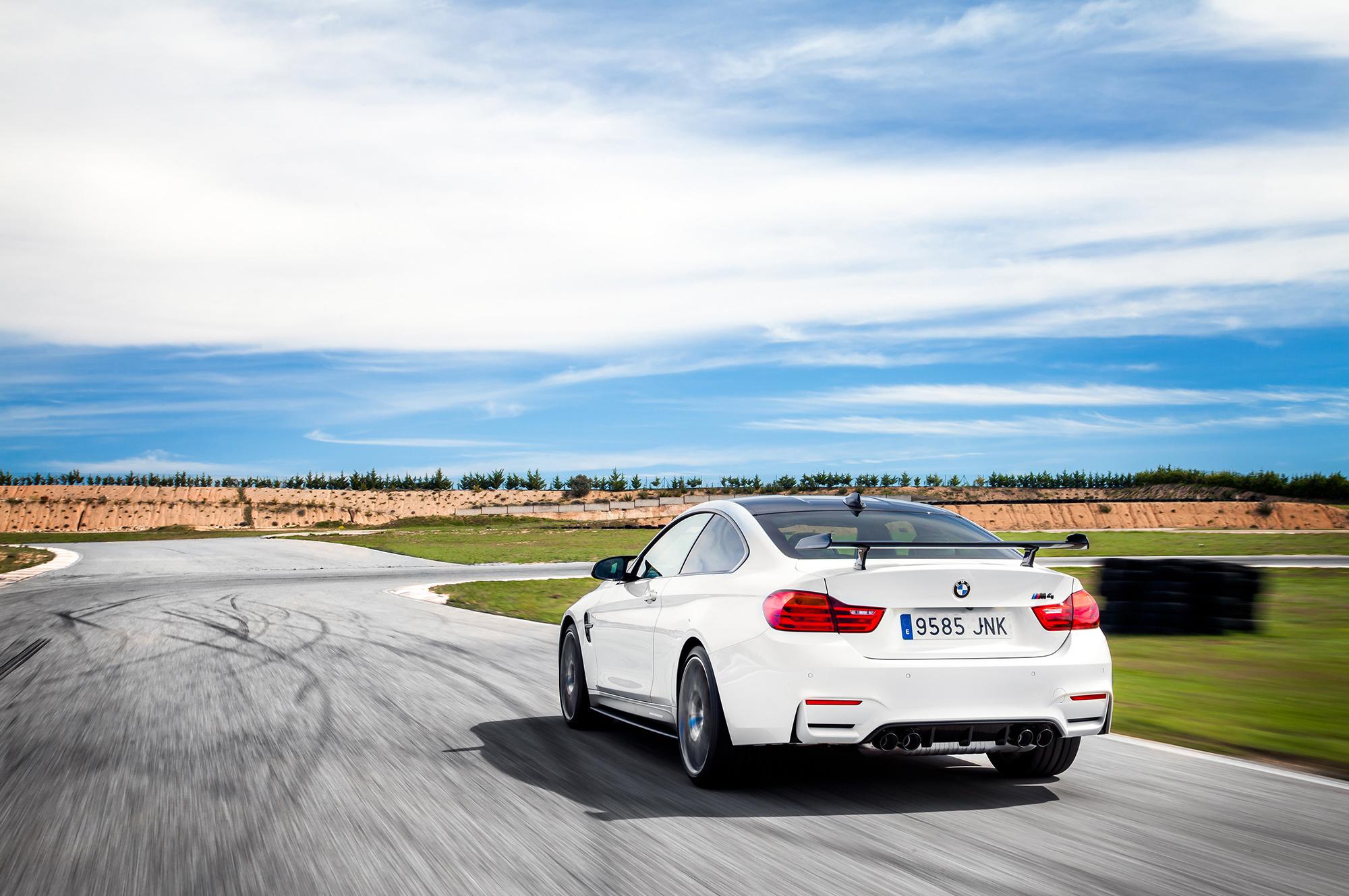 BMW M4 Competition Sport For Desktop