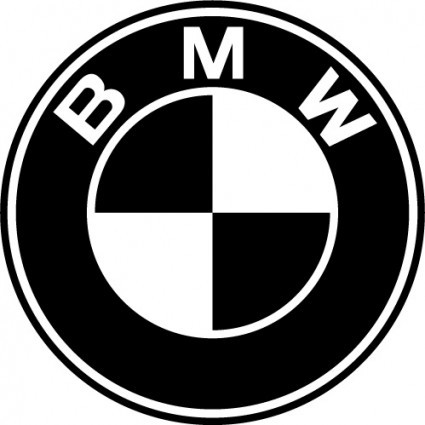 BMW Black Logo