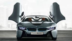BMW I8 Spyder High Quality Wallpapers