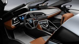 BMW I8 Spyder Wallpapers