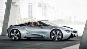 BMW I8 Spyder Wallpapers HD