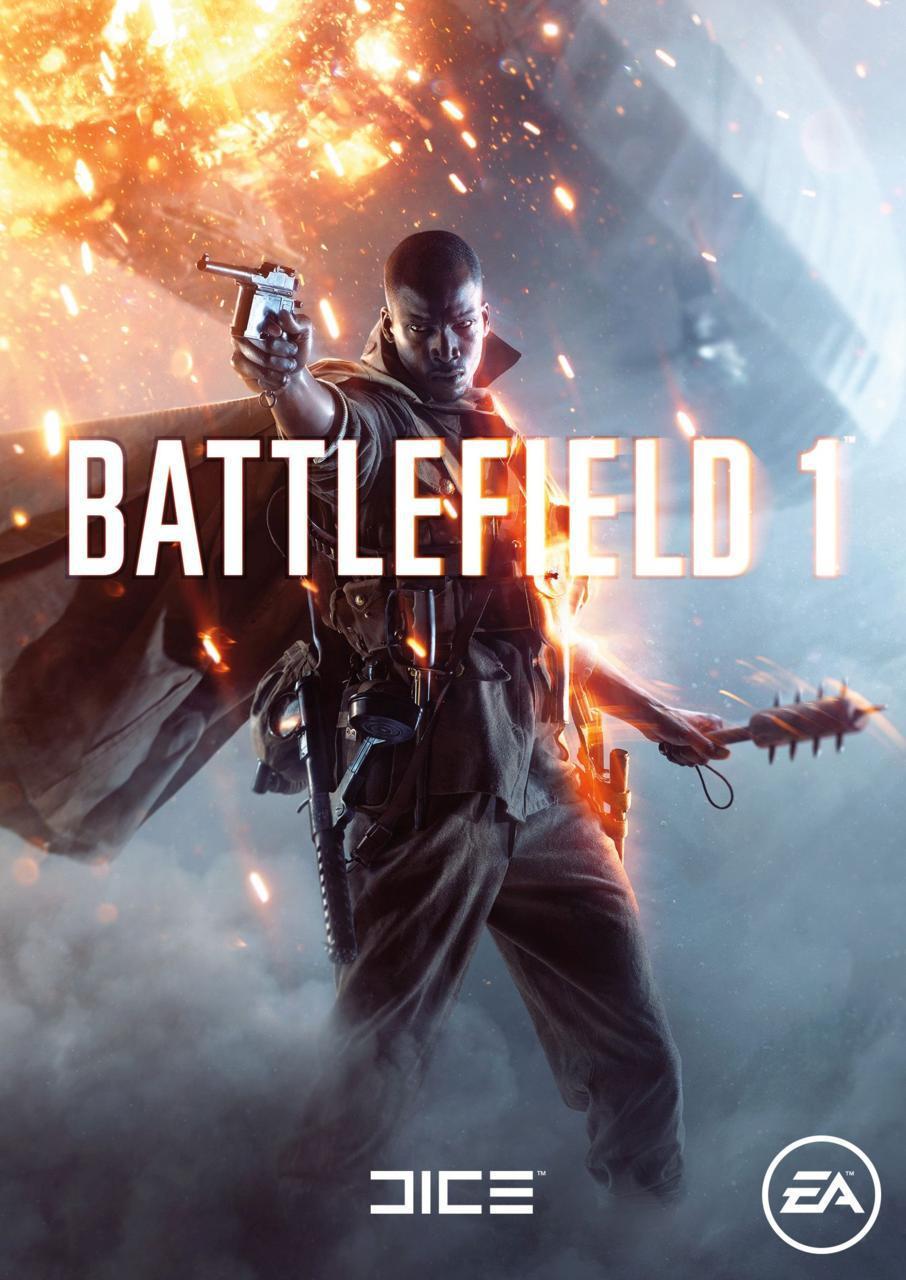 Battlefield 1 Box Art