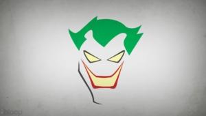 Blo0p Joker Minimalism