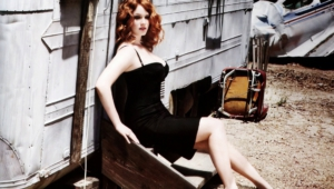 Christina Hendricks HD Desktop