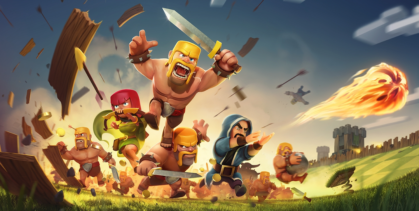 Clash Of Clans Wallpapers Images Photos Pictures Backgrounds