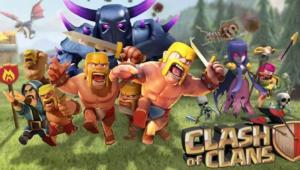 Clash Of Clans HD