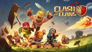 Clash Of Clans HD Wallpaper