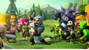 Clash Of Clans High Definition Wallpapers