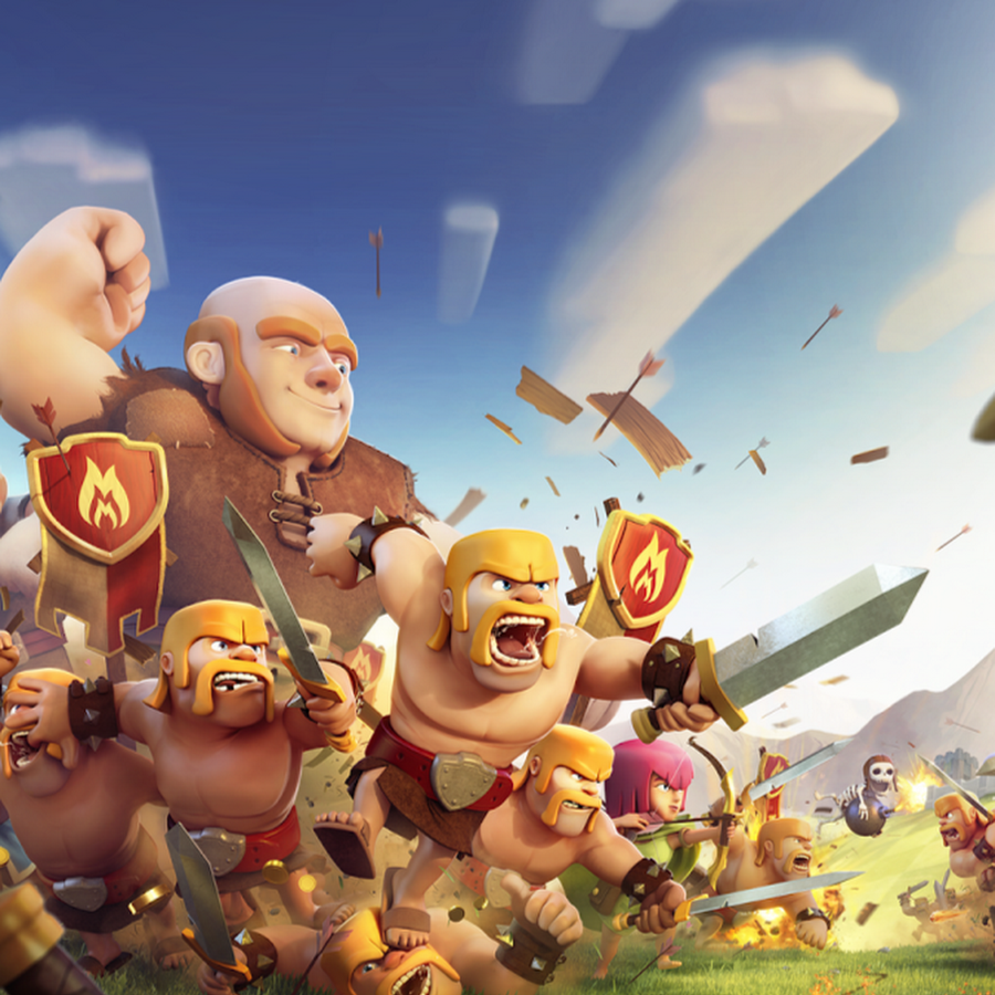 Clash Clans Wallpapers S Backgrounds