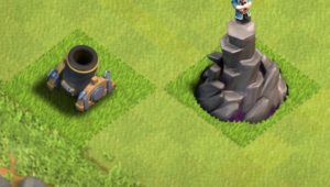 Clash Of Clans Widescreen