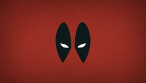 Deadpool Superhero Blo0p