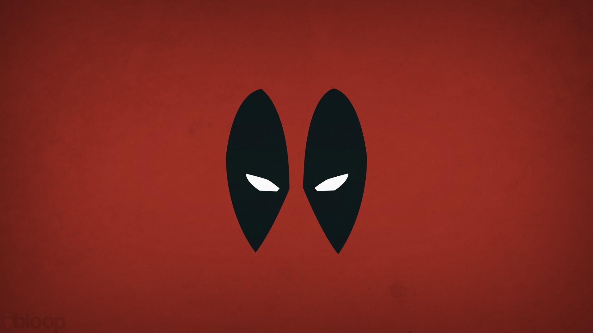 Deadpool Superhero Blo0p