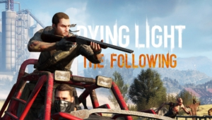 Dying Light The Following HD Background