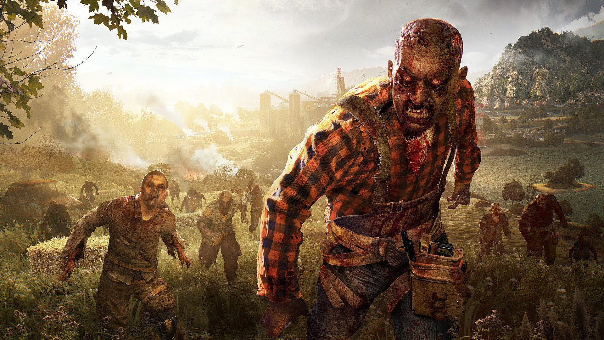 Dying Light The Following High Definition Wallpapers