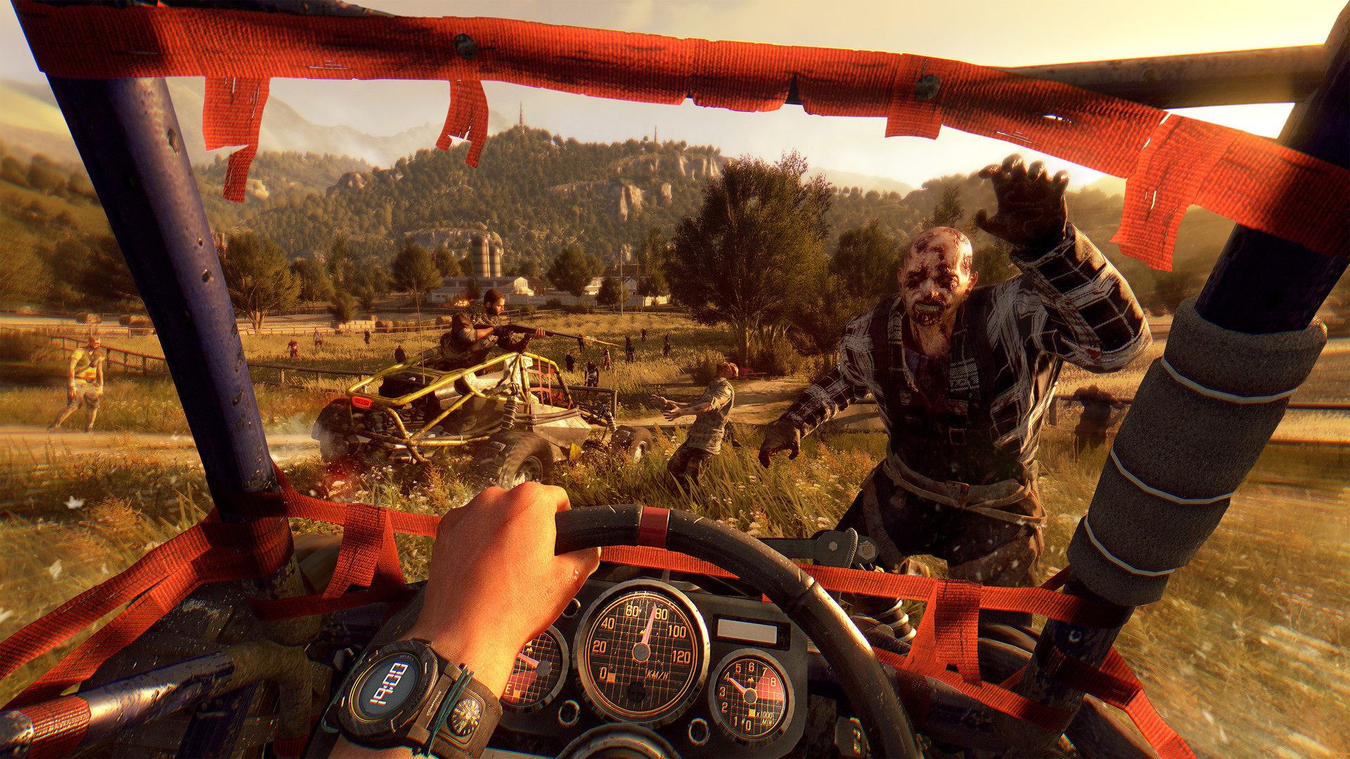 Dying Light The Following Photos