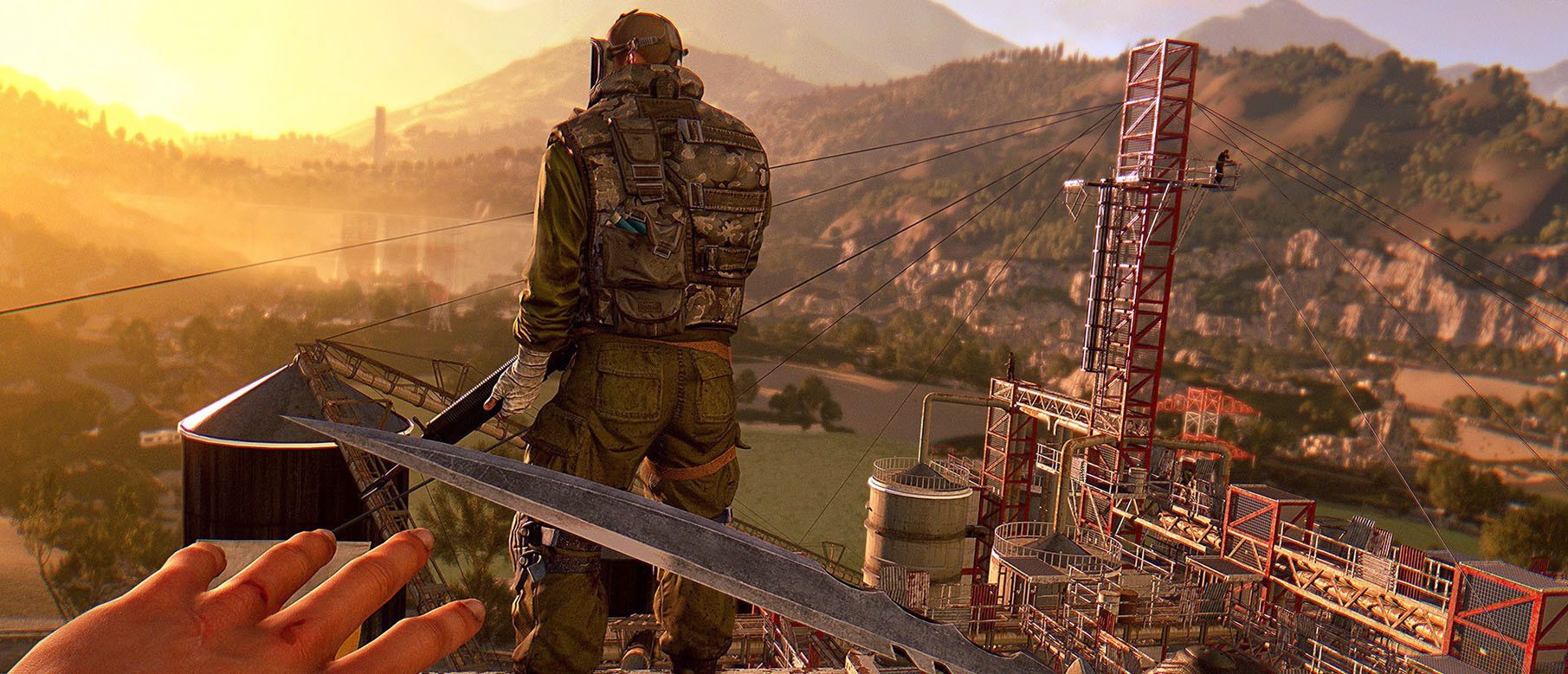 Dying Light The Following Wallpapers HD