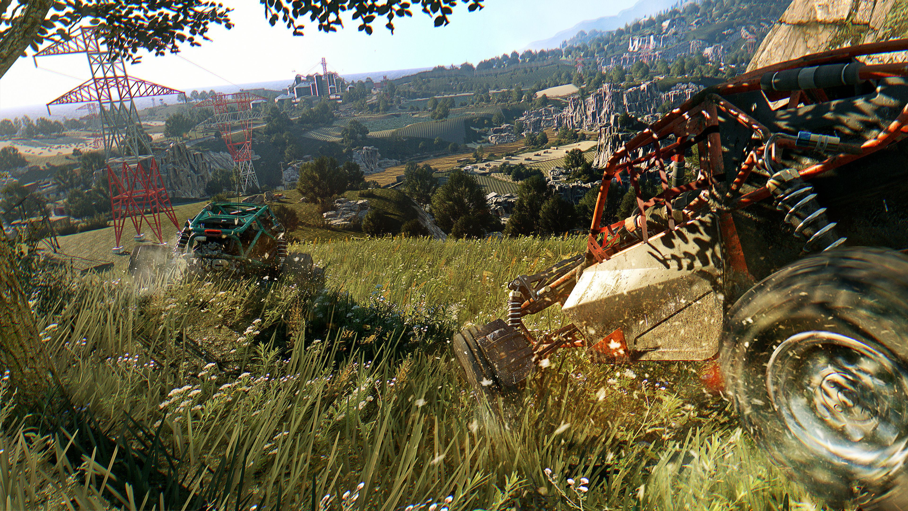 Dying Light The Following Widescreen