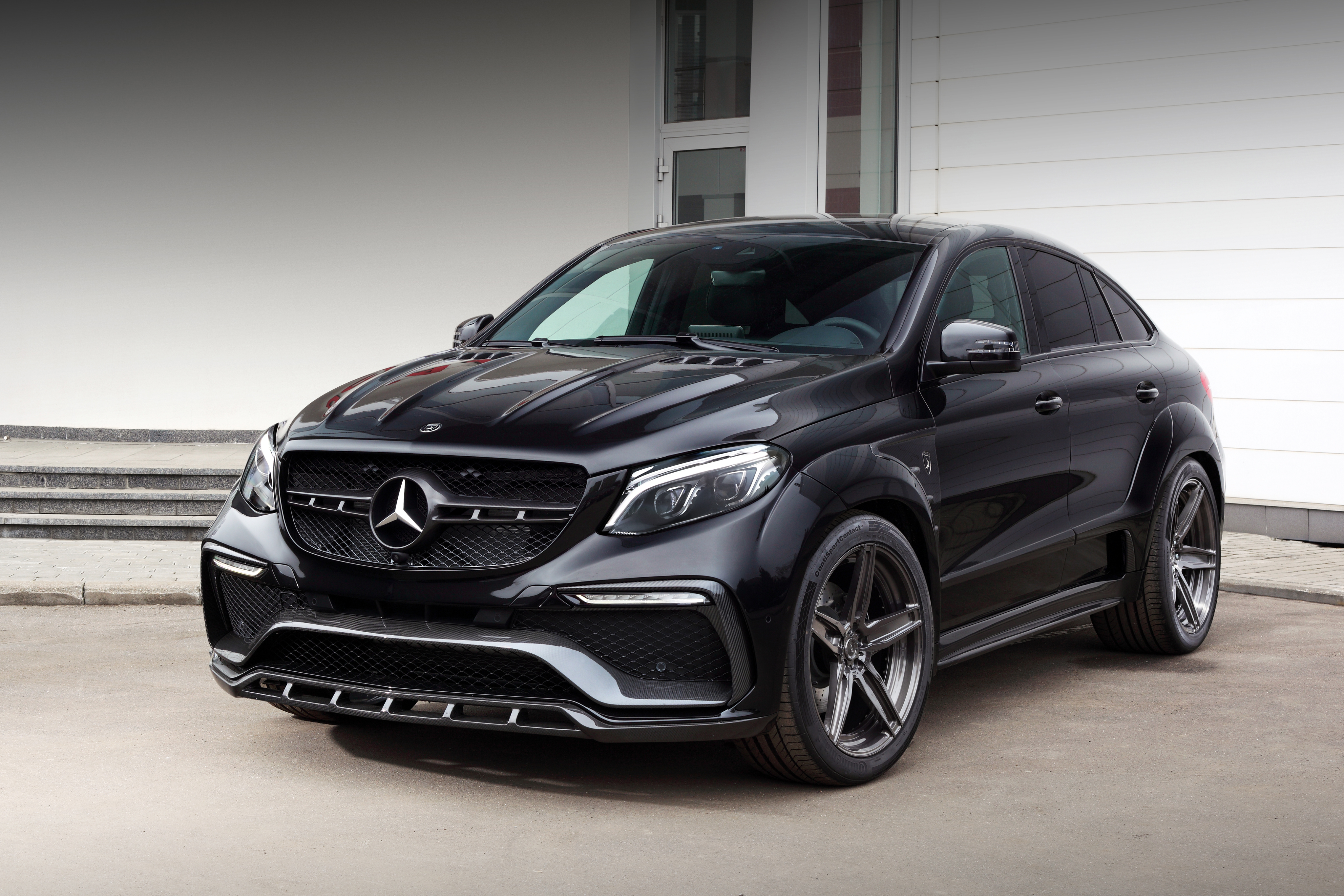 Mercedes-Benz GLE-Klasse Coupé Inferno (C292) 2016
