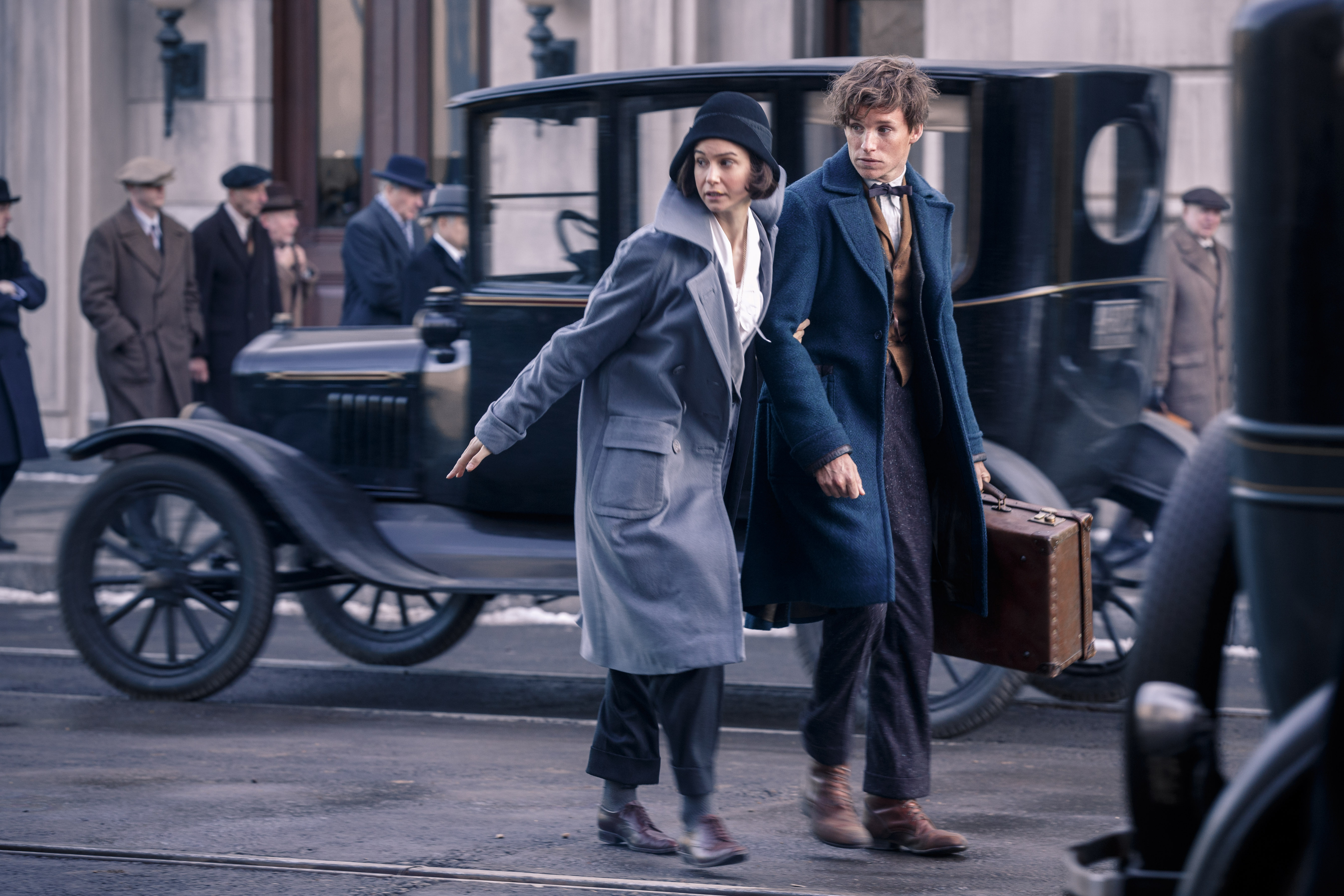 Fantastic Beasts And Where To Find Them Wallpaper
