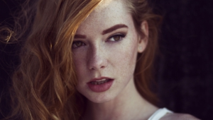 Freckled Girls Desktop Images