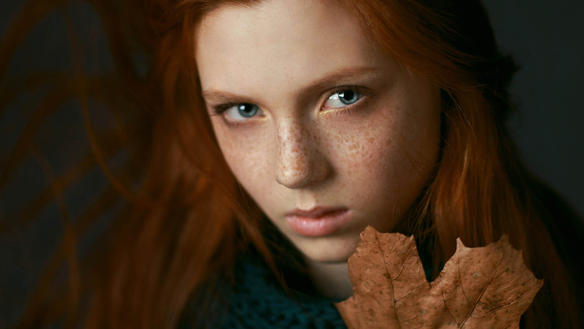 Freckled Girls High Definition Wallpapers