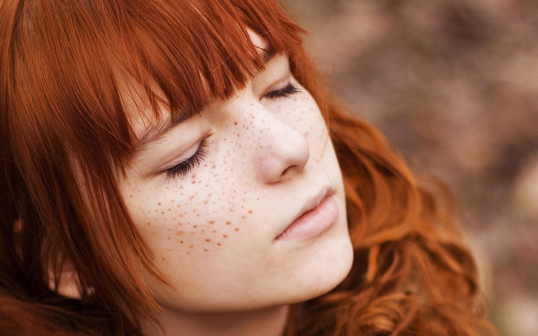 Freckled Girls Photos
