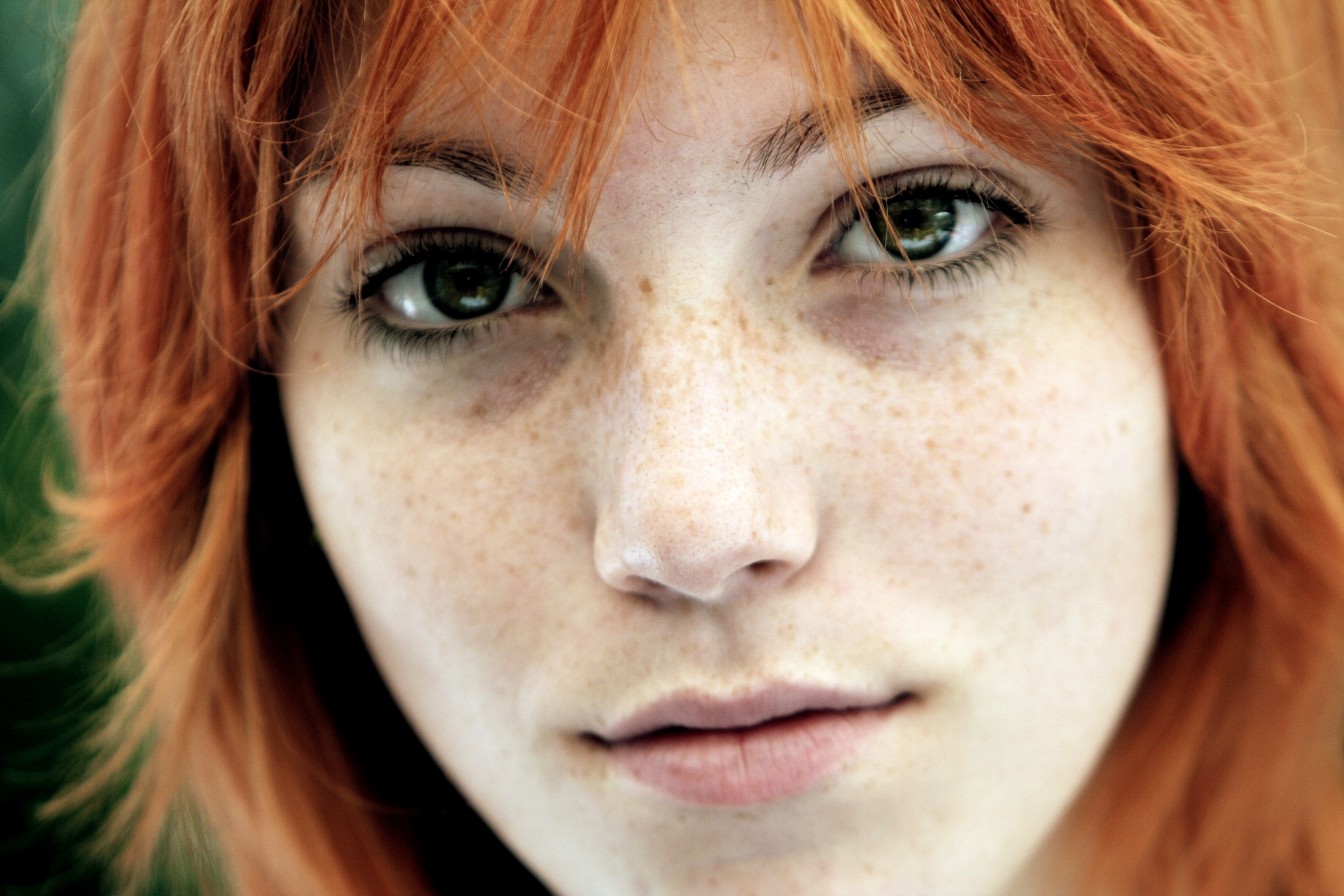 Freckled Girls Pictures