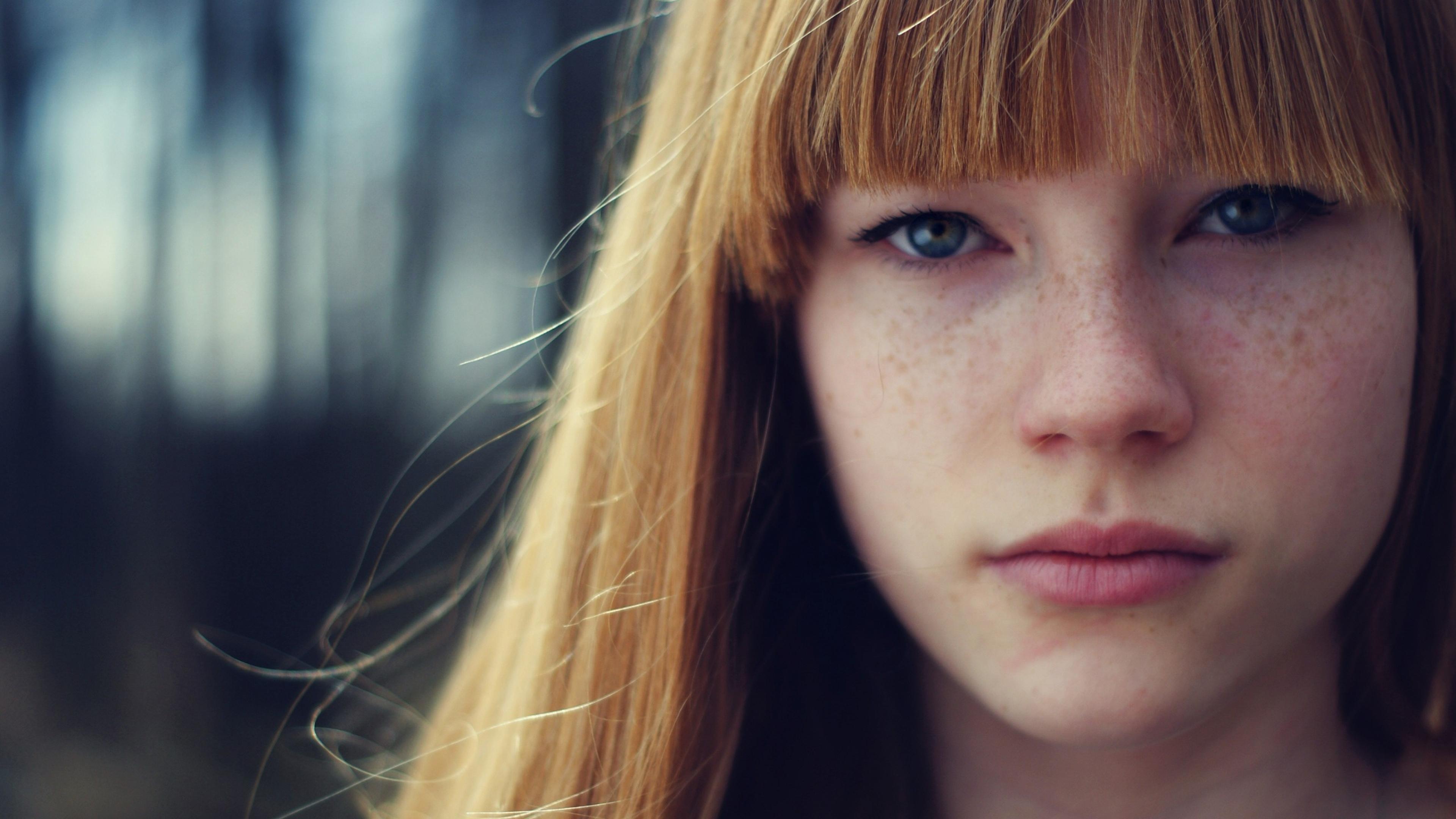Freckled Girls Widescreen