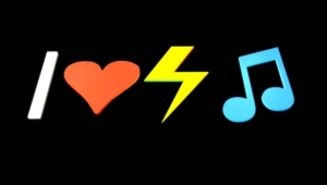I Love Music Computer Wallpaper