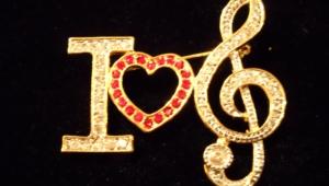 I Love Music G