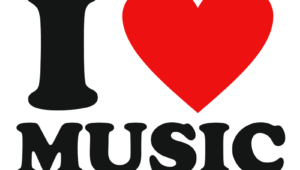 I+LOVE+MUSIC+WHITE
