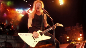 James Hetfield Images