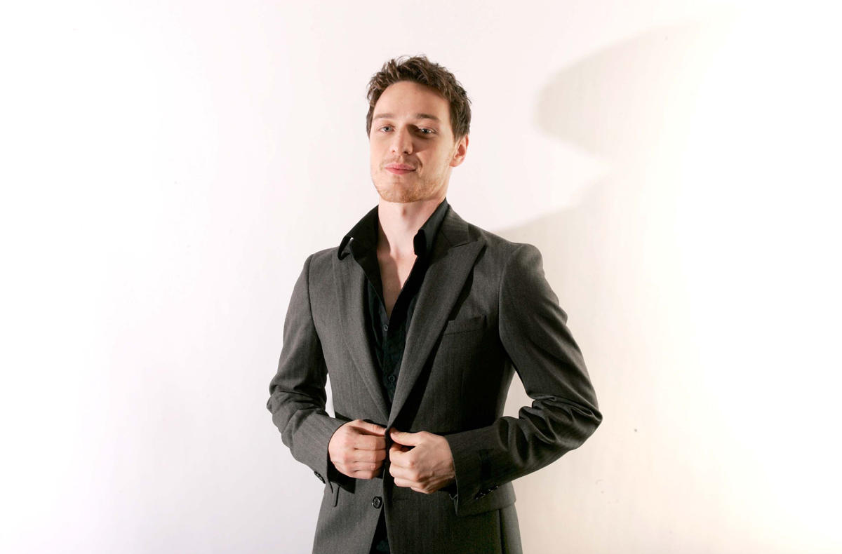 James McAvoy Images