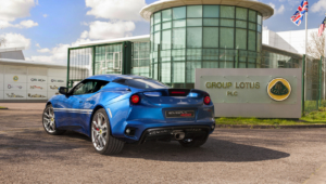 Lotus Evora 400 Wallpaper