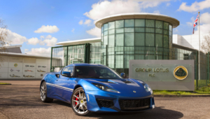 Lotus Evora 400 Wallpapers