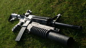 M16 HD Wallpaper