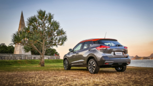 Nissan Kicks Wallpaper