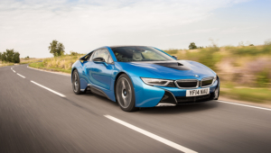 Pictures Of BMW I8
