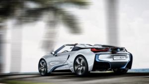 Pictures Of BMW I8 Spyder
