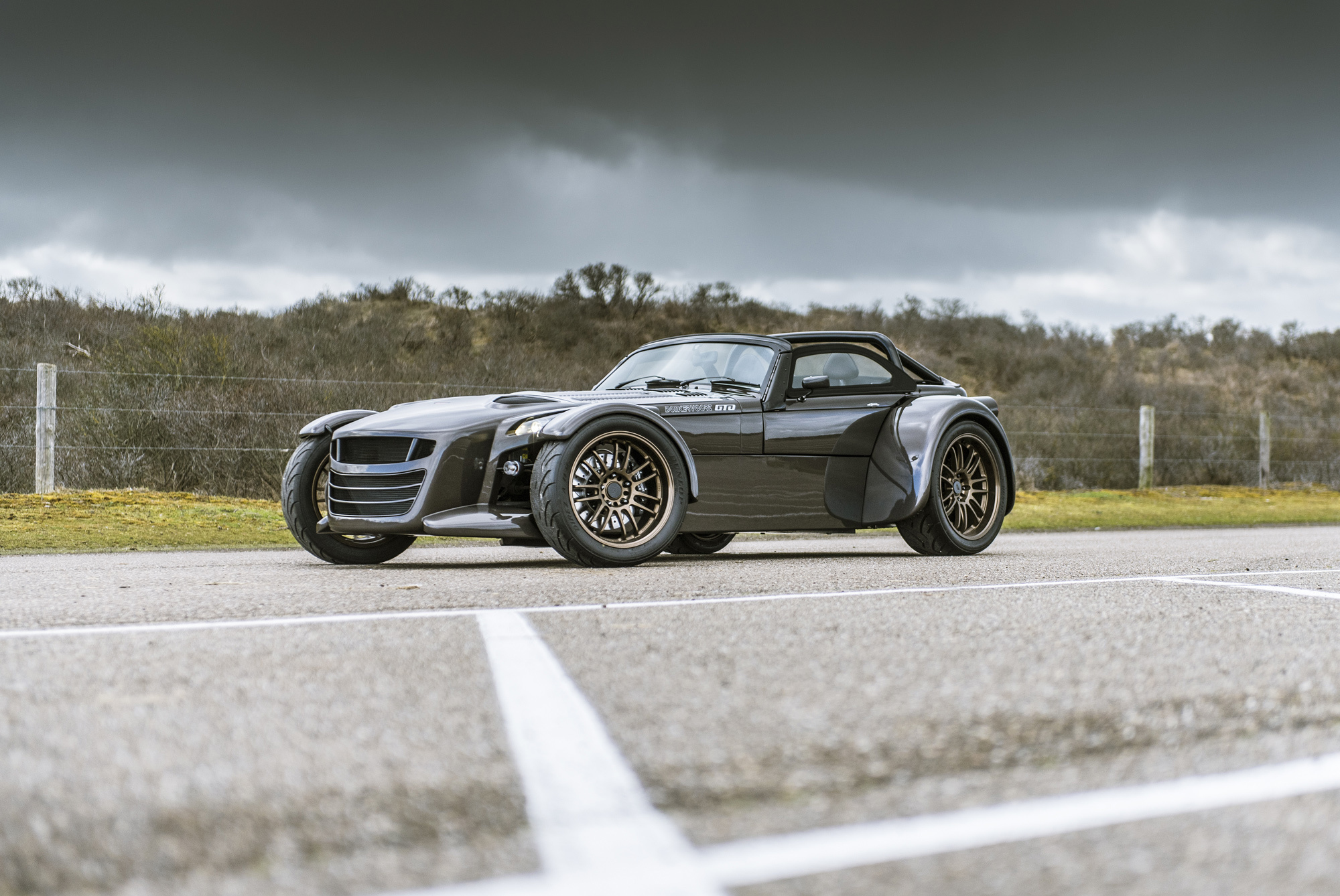 Pictures Of Donkervoort D8 GTO RS