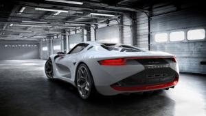 Porsche 913 Concept Images