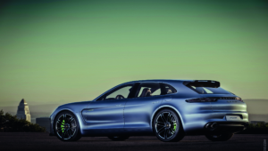 Porsche Panamera Sport Turismo High Definition Wallpapers