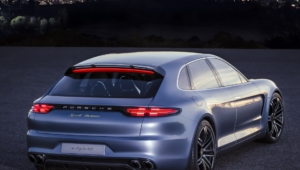 Porsche Panamera Sport Turismo Wallpaper For Computer