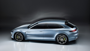 Porsche Panamera Sport Turismo Wallpapers HD