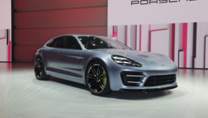 Porsche Panamera Sport Turismo Wallpapers And Backgrounds